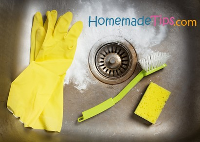 How to make drain cleaner
